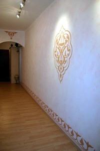Wandbilder atelier f r k nstlerische wandgestaltung - Orientalische wandgestaltung ...