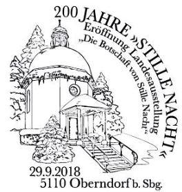 29092018_Sonderstempel_Stille Nacht Eröffnungjpg